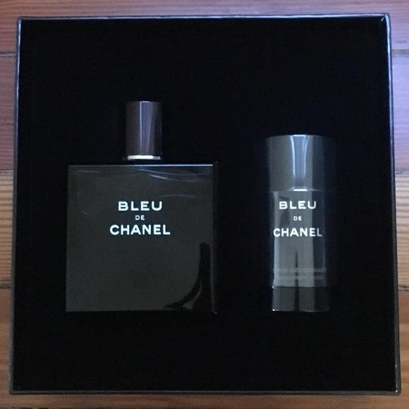 5cad95145f Bleu de Chanel Gift Set NWT